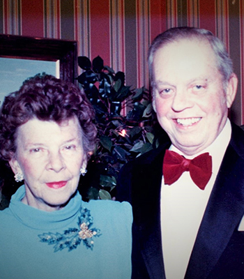Scott & Margaret Hinsch